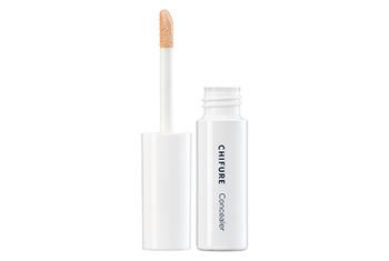 再加一道 想要隐藏的瑕疵部分如黑眼圈、色斑等,可使用遮盖霜